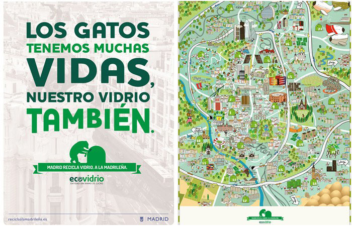 #ReciclaAlaMadrileña