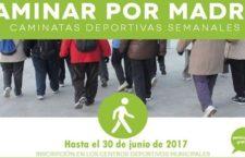 Caminar por Madrid 2017