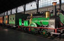 Visitas gratuitas al Museo del Ferrocarril por la Semana de la Ciencia 2016