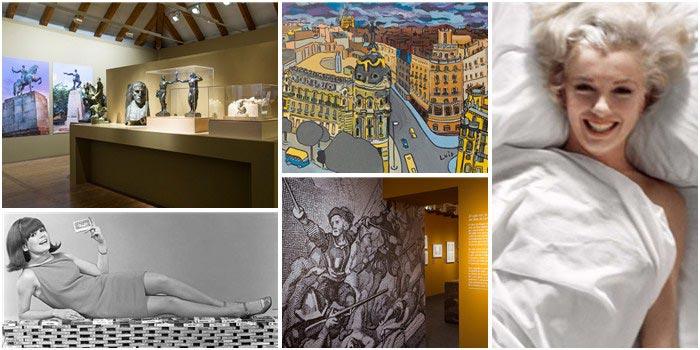 6 Interesantes exposiciones gratuitas en Madrid
