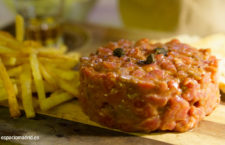 Steak tartar al Jack Daniels