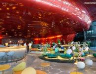 Restaurante NUBEL, buena cocina y diseño vanguardista en el Museo Reina Sofía