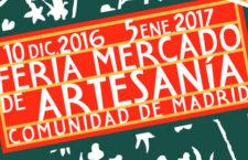Feria Mercado Artesanía de la Comunidad de Madrid 2016