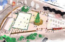 WINTERFUL: música, magia, teatro, gastronomía y una gran pista de hielo natural en la Plaza de Colón