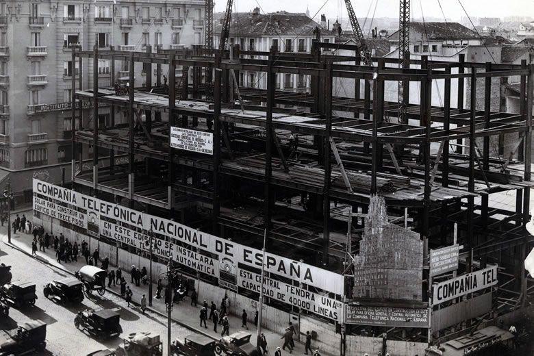 Viaja al pasado y descubre el primer rascacielos de Madrid en Realidad Virtual