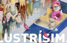 ILUSTRÍSIMA 2016. Salón del dibujo y la ilustración