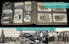 MEMORIA DE LOS BARRIOS, el viejo Madrid a través de las fotografías antiguas de sus vecinos