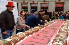 Aldeas Infantiles SOS repartirá gratis Roscón de Reyes y chocolate caliente en la Puerta del Sol 2020