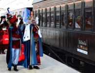 Tren de Navidad en Madrid 2017-2018