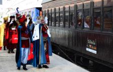 Tren de Navidad en Madrid 2016-2017