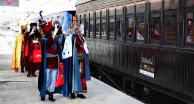 Tren de Navidad en Madrid 2018-2019