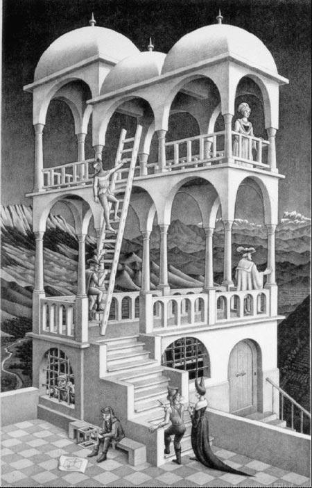 Escher-Belvedere-1958
