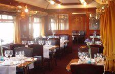 GASTRORAIL, restaurante en lujosos vagones clásicos del Museo del Ferrocarril