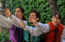"""""""Las tres vidas de Cardenio"""", teatro con entrada gratuita en la Casa Museo Lope de Vega"""