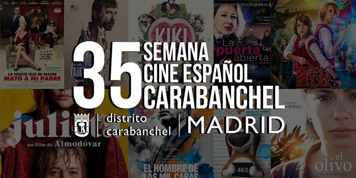 Semana del Cine Español de Carabanchel 2017