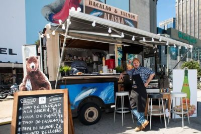 Expo Food Trucks Nuevos Ministerios del 28 de febrero al 5 de marzo 2017