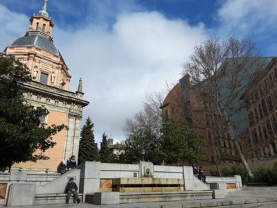 Plaza de Puerta de Moros