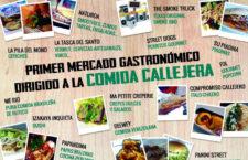 CALLE GOURMET, el primer mercado gastronómico de street food a cubierto en Madrid