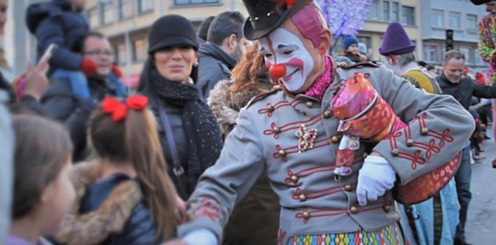carnavales 2017 madrid