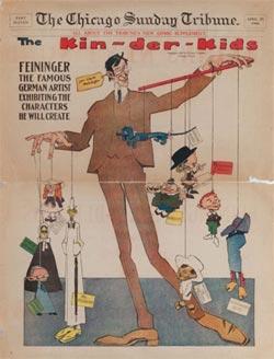 lyonel-feininger-comic
