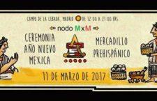 Celebración del Año Nuevo Mexica en Madrid