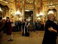 Visita nocturna al Palacio de Linares tal como era en el siglo XIX