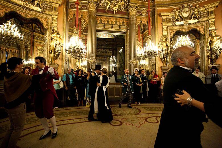Visitas nocturnas teatralizadas al Palacio de Linares