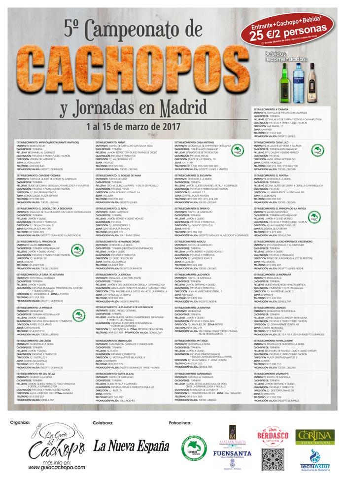 Cachopos 2017