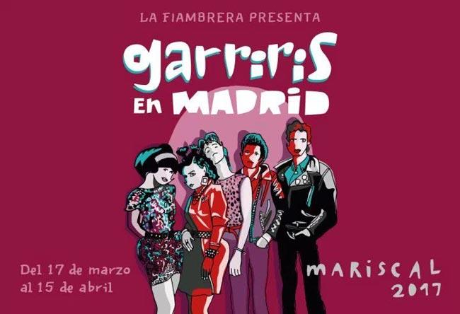 GARRIRIS-MADRID