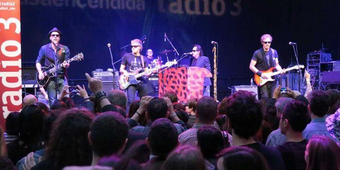 cartel La Radio Encendida 2017