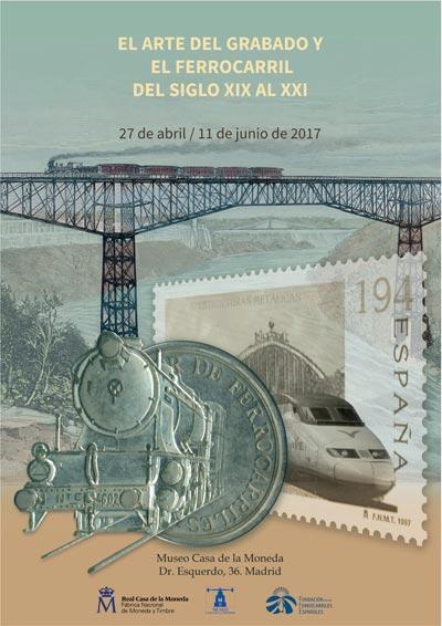 El arte del grabado y el ferrocarril del siglo XIX al XXI