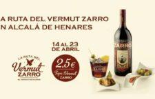 Ruta del Vermut Zarro en Alcalá de Henares