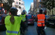 Taller gratuito para Circular en bicicleta por Madrid