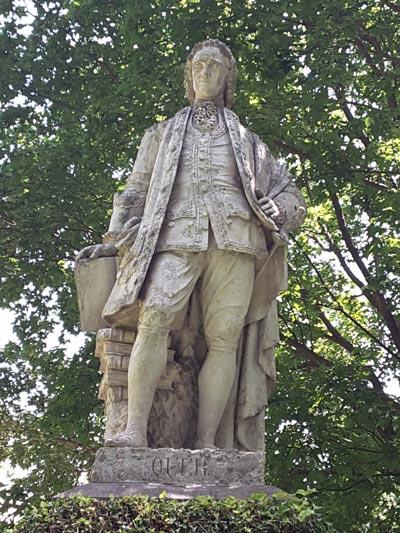 Estatua de Joseph Quer