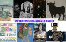 Exposiciones gratuitas que puedes disfrutar en Madrid esta primavera-verano 2017