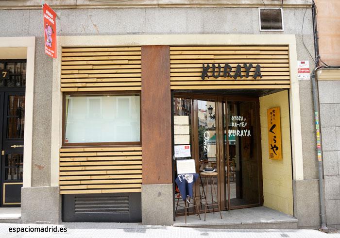 Comida asiática Kuraya