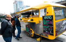 Expo Food Trucks Nuevos Ministerios del 30 de mayo al 4 de junio 2017