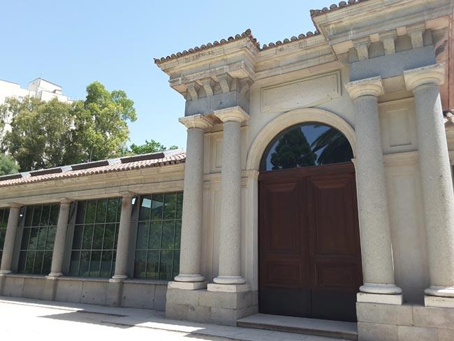 Pabellones Villanueva y Cátedra de Cavanilles