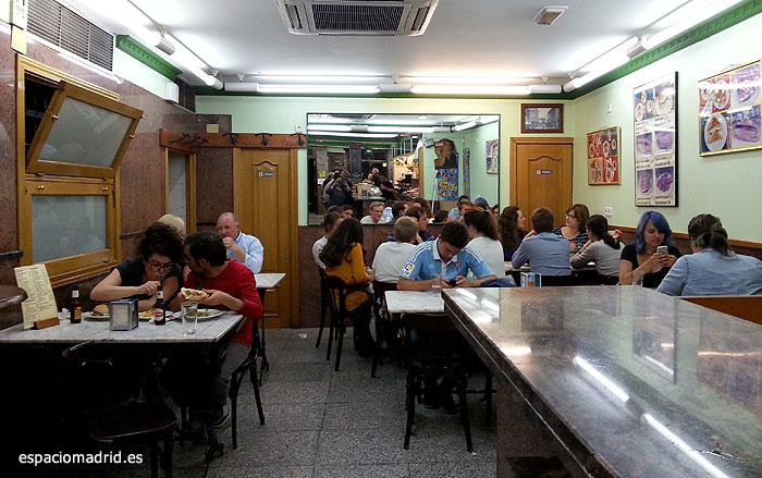 malasaña madrid restaurantes