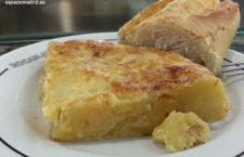 Pincho de tortilla