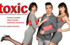 """""""TOXIC"""" en el Palacio de la Prensa"""