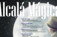 Alcalá Mágica: espectáculos gratuitos de magia en la calle en Alcalá de Henares
