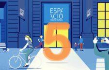 Espacio Fundación Telefónica celebra su 5º aniversario con actividades gratuitas