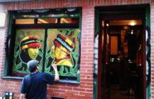 CALLE 2017. Arte en las fachadas de los comercios de Lavapiés