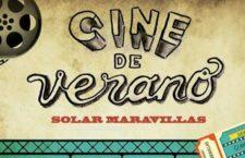Programación Cine de Verano Solar Maravillas 2019