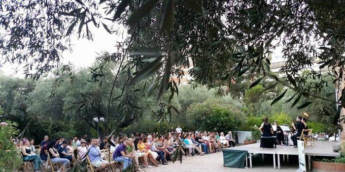 NOCHES DEL OLIVAR 2020, veladas musicales en un jardín de olivos centenarios