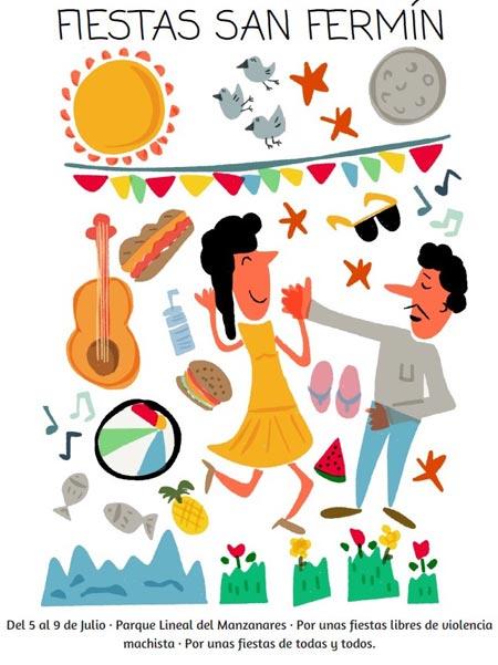 Fiestas san Fermin