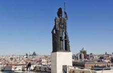 """Ruta Guiada Gratuita """"Mitología por las calles de Madrid"""""""