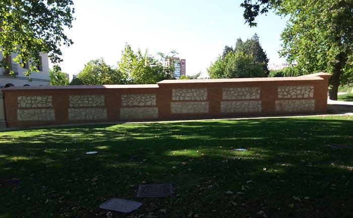 Muro del Reservado Chico