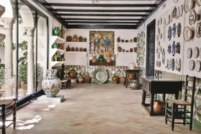 Patio Andaluz Museo Sorolla